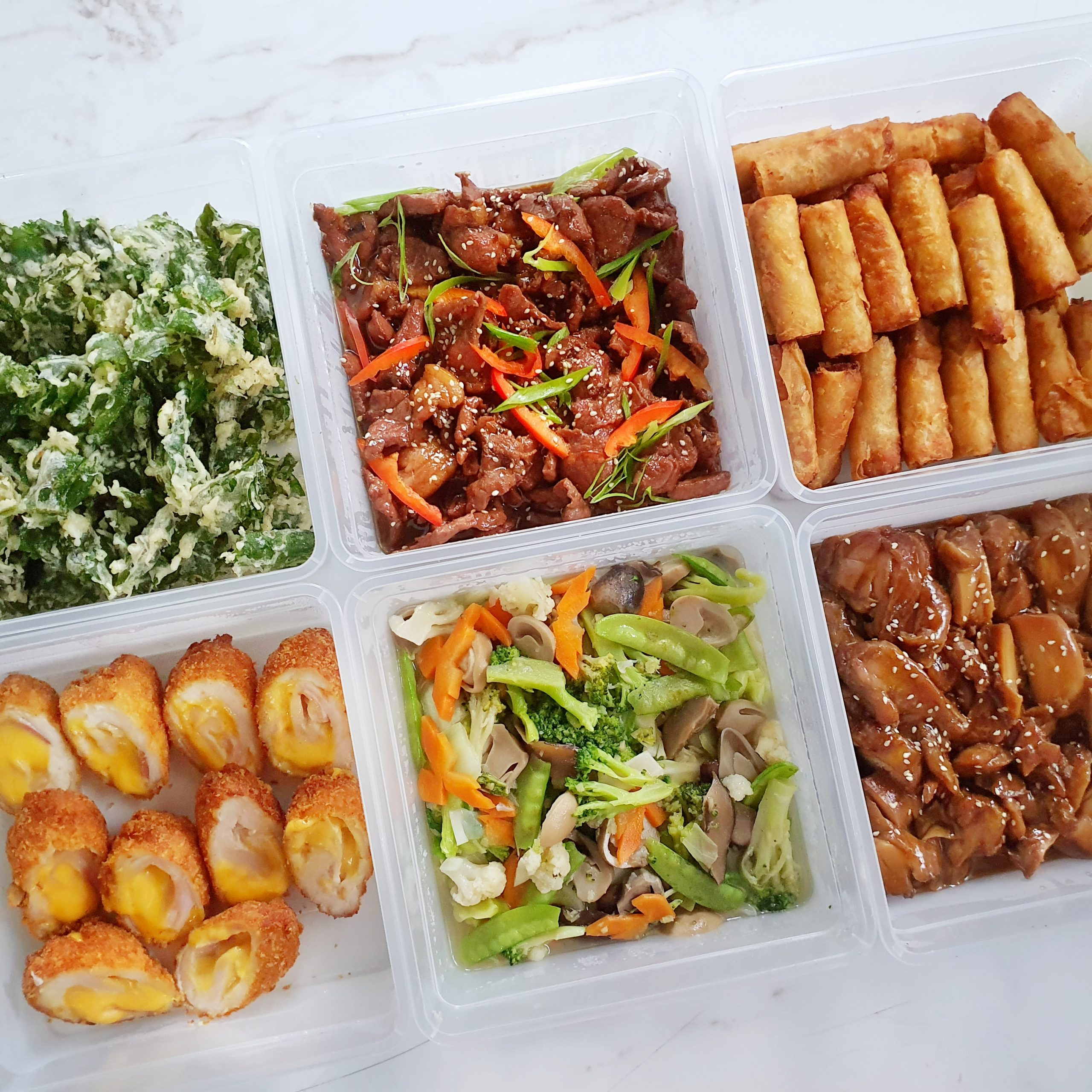 Korean / Japanese Cravings