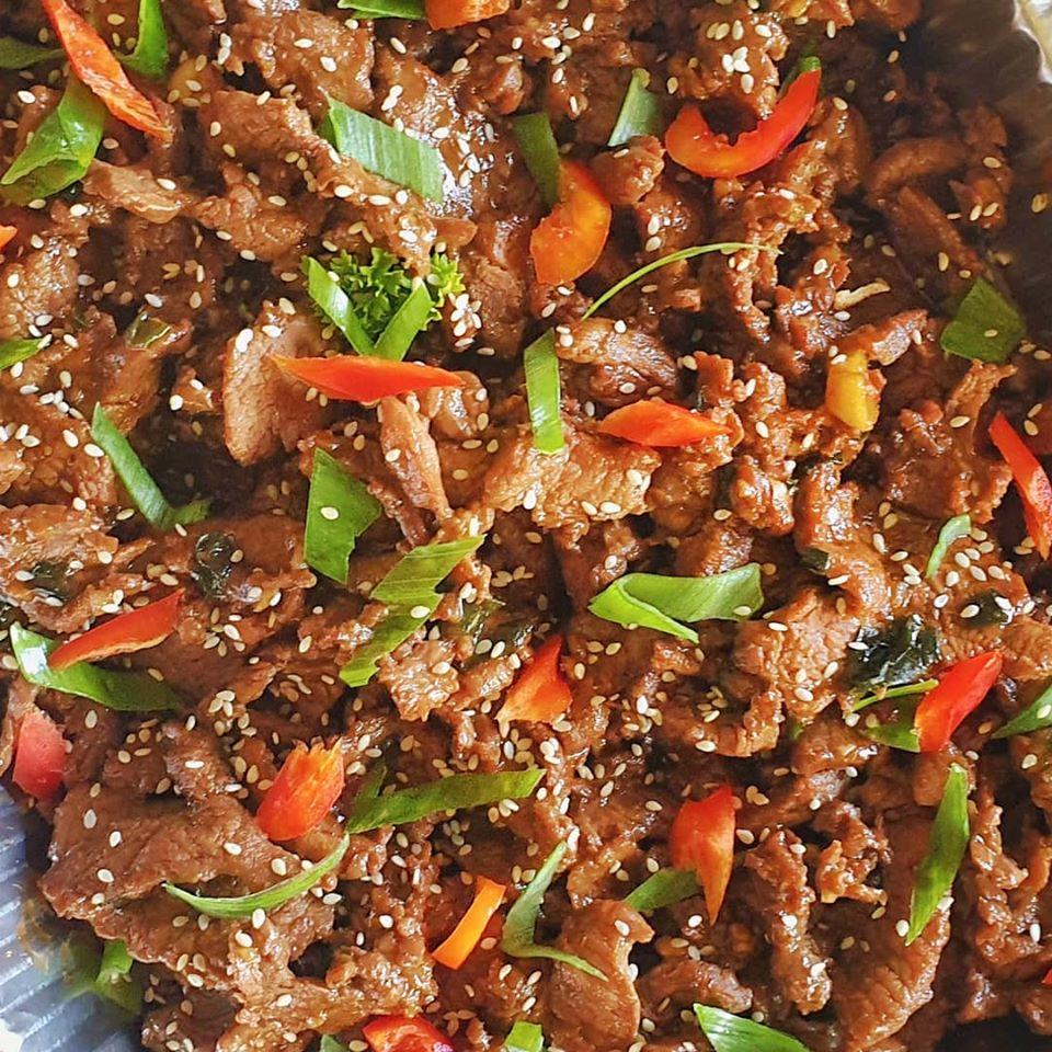 Tenderloin Beef Bulgogi - FoodTray2Go